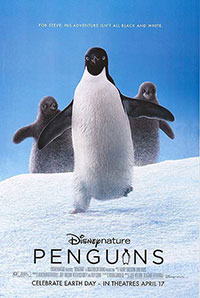 Penguins movie poster