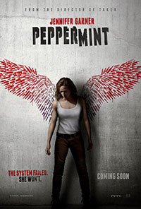 Peppermint preview