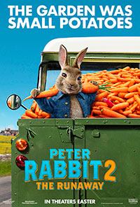 Peter Rabbit 2: The Runaway preview