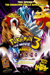 Pokemon the Movie 3 movie poster