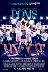 Poms movie poster