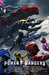 Power Rangers preview