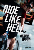 Premium Rush movie poster
