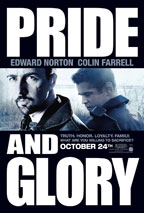 Pride and Glory movie poster