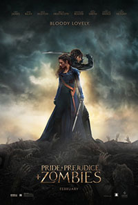 Pride and Prejudice and Zombies preview