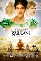 Princess Kaiulani movie poster