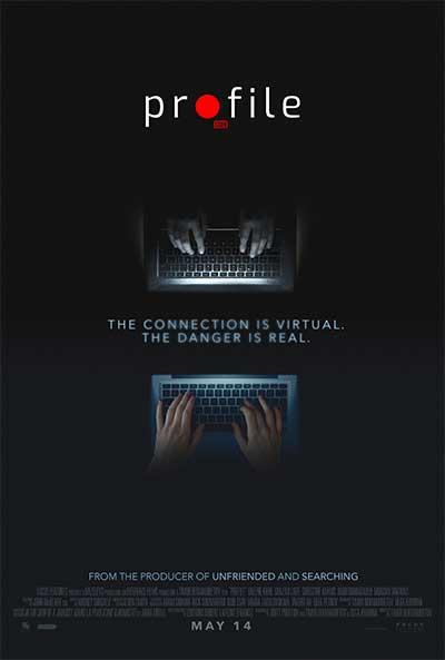 Profile movie poster