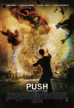 Push movie poster
