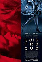 Quid Pro Quo movie poster