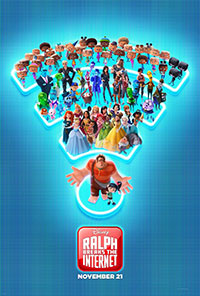 Ralph Breaks the Internet: Wreck-It Ralph 2 movie poster