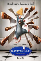 Ratatouille preview