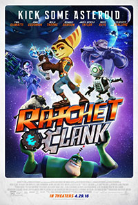 Ratchet & Clank preview
