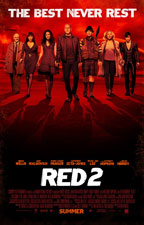 RED 2 movie poster