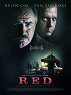 Red movie poster