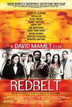 Redbelt movie poster