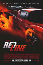 Redline movie poster