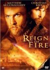 Reign of Fire movie poster