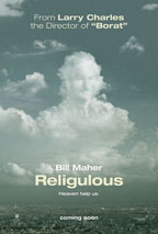 Religulous movie poster