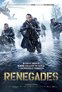 Renegades movie poster