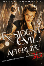 Resident Evil: Afterlife preview