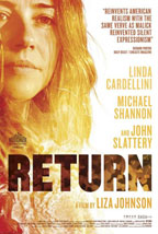 Return movie poster