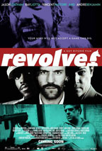 Revolver movie poster