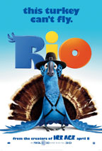 Rio movie poster