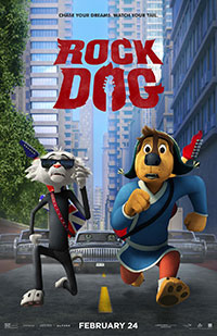 Rock Dog preview