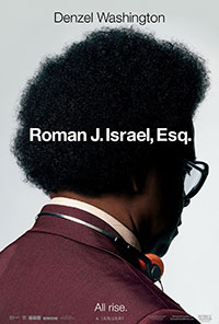 Roman J. Israel, Esq movie poster