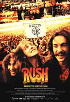 Rush: Beyond the Lighted Stage preview