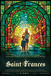 Saint Frances movie poster