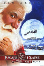 Santa Clause 3: The Escape Clause movie poster