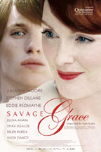 Savage Grace movie poster
