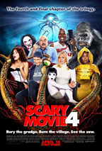 Scary Movie 4 preview