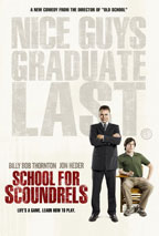 School for Scoundrels preview