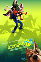 Scooby-Doo 2: Monsters Unleashed movie poster