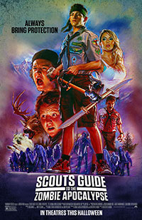 Scouts Guide to the Zombie Apocalypse preview