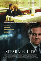 Separate Lies movie poster