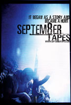 September Tapes movie poster