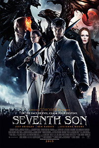 The Seventh Son movie poster