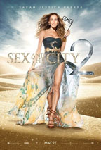 Sex and the City 2 movie poster