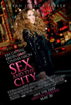 Sex and the City: The Movie movie poster