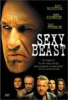 Sexy Beast movie poster