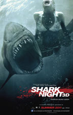 Shark Night 3D preview