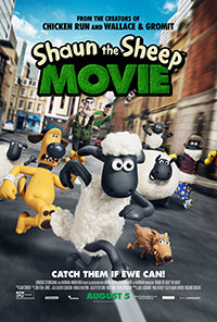 Shaun the Sheep preview