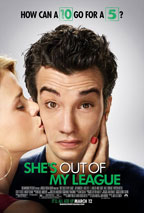 She's Out of My League movie poster