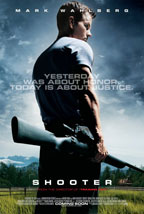 Shooter movie poster