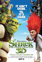 Shrek Forever After preview