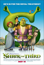 Shrek the Third preview
