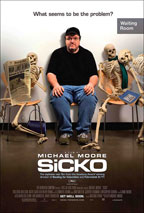 Sicko movie poster
